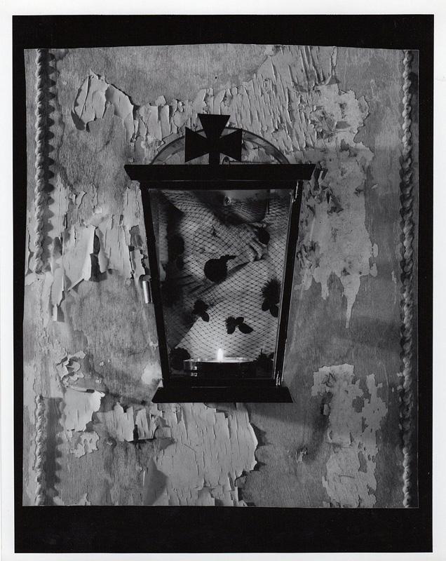 "Natassa Markidou, <em>Rituals I</em>, 1986-1991 | Silver print (from the exhibition Natassa Markidou, ""Rituals"", Mylos Gallery, 6th Photosynkyria, 1993)"