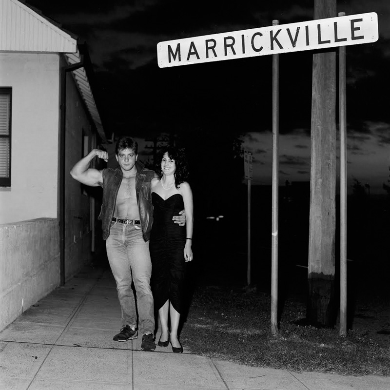 """Emmanuel Angelicas, <em>The border Marrickville</em>, 1987 