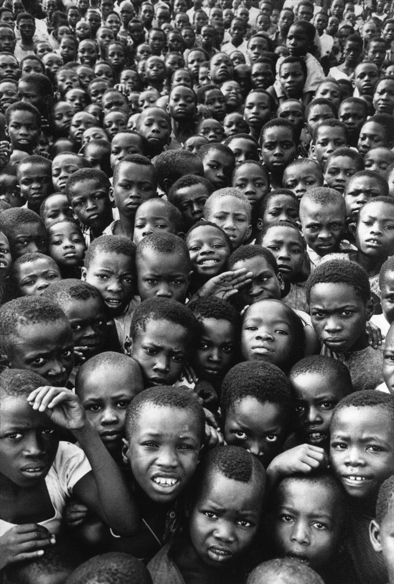 Νιγηρία 1971 © A. Abbas, MagnumPhotos