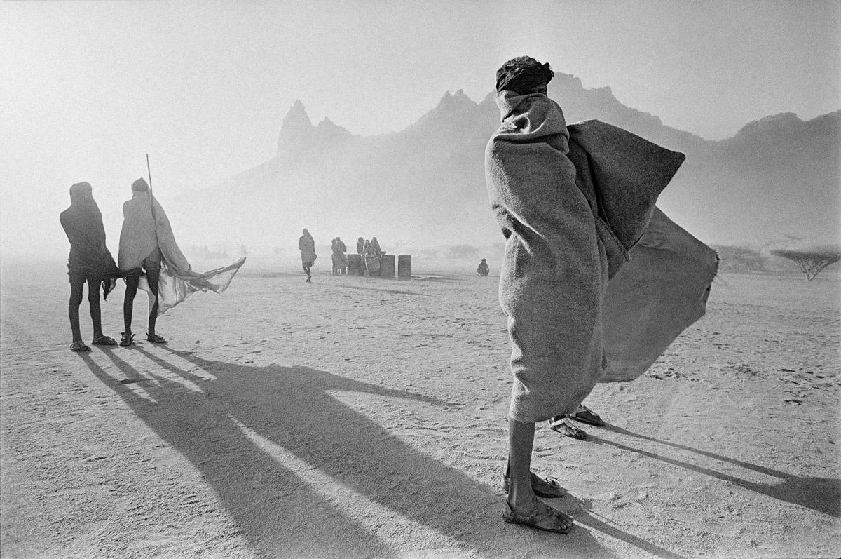 Σουδάν 1985 © Stuart Franklin/Magnum Photos