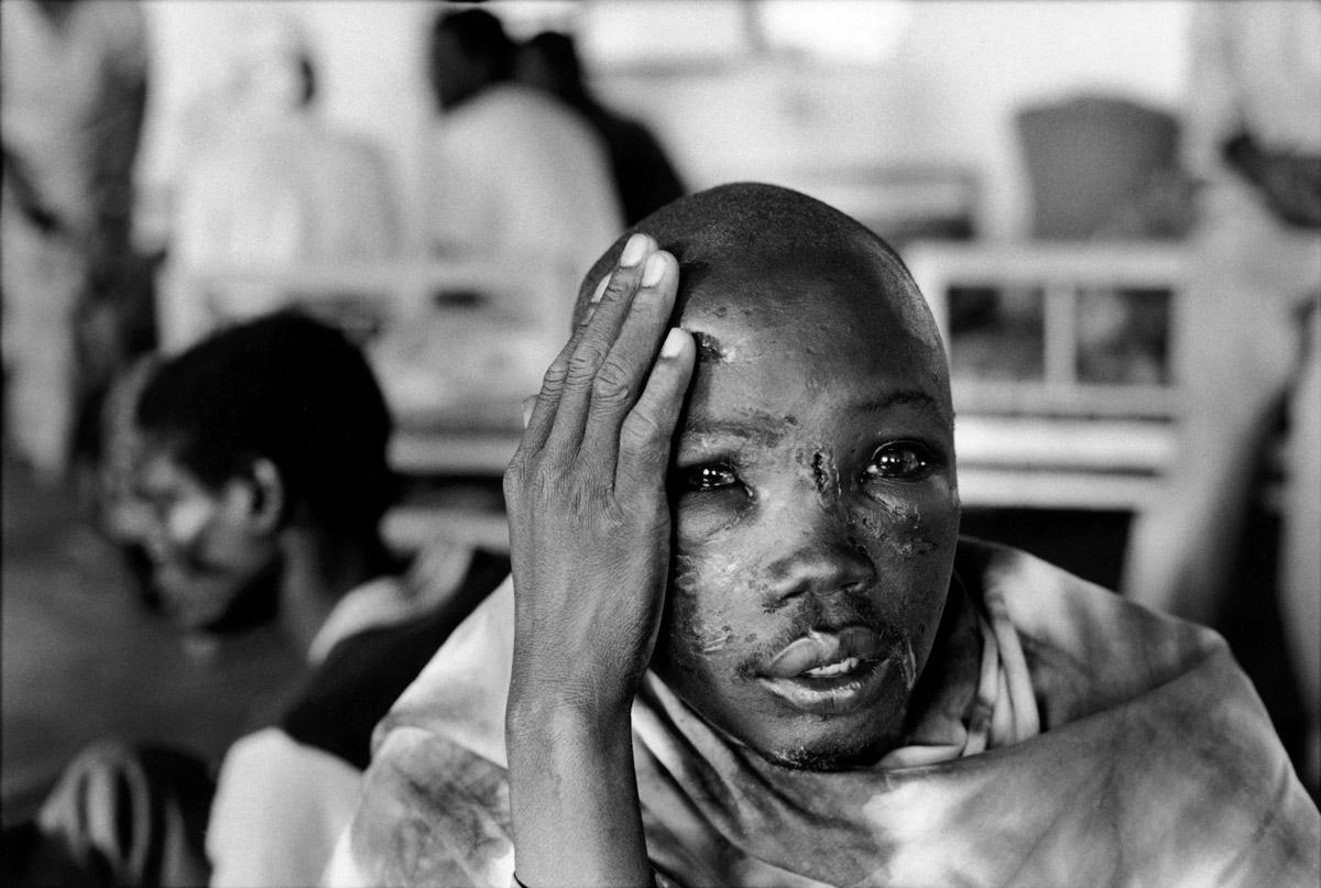 Ρουάντα 1994 © Gilles Peress/Magnum Photos