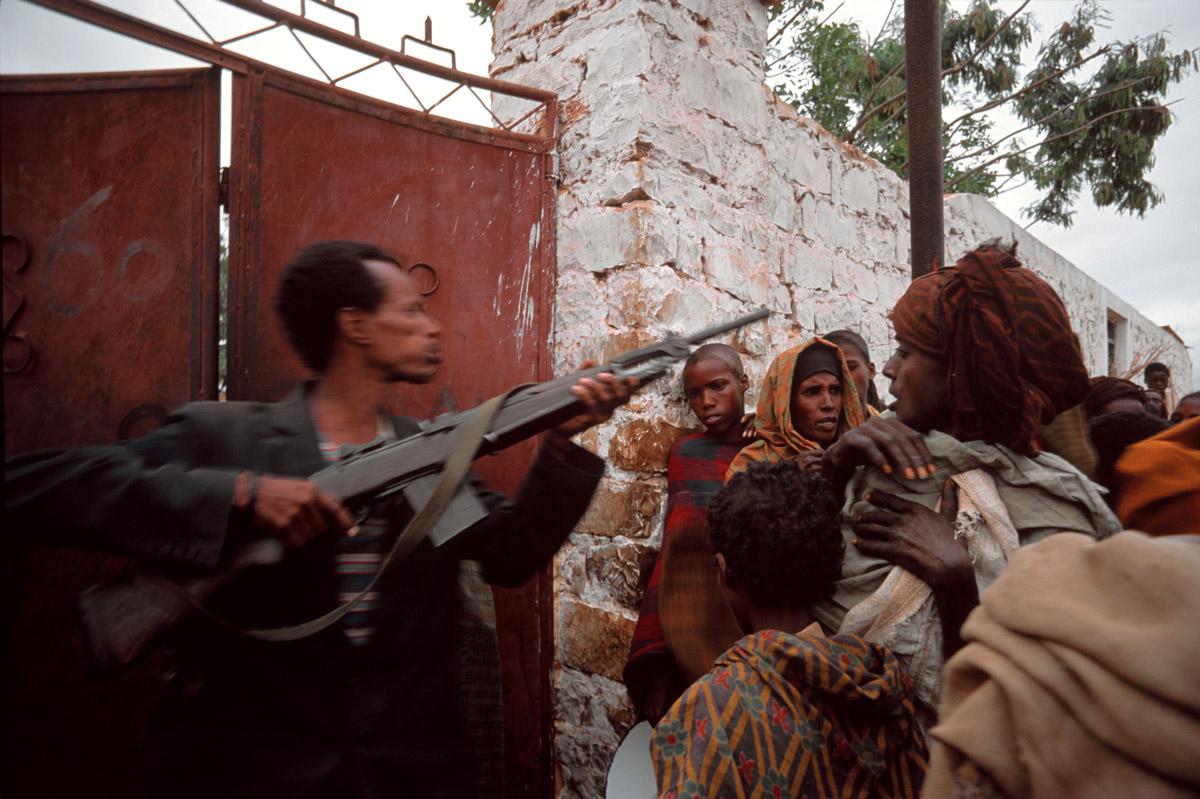Σομαλία 1992 © Chris Steele-Perkins/Magnum Photos