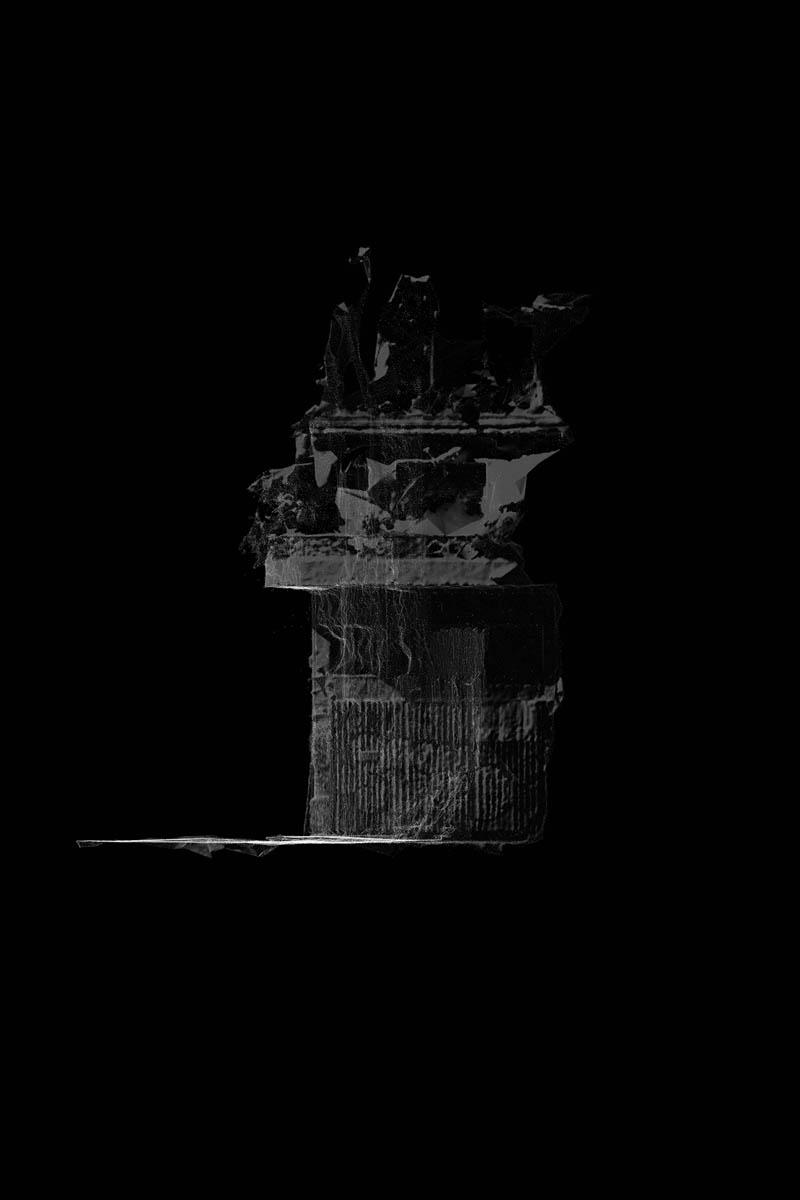 Εύα Σταματίου, από τη σειρά <em>Ruins Reversed</em>, 2020-2021